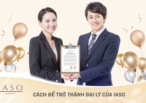 Điều kiện để trở thành đại lý chính hãng IASO